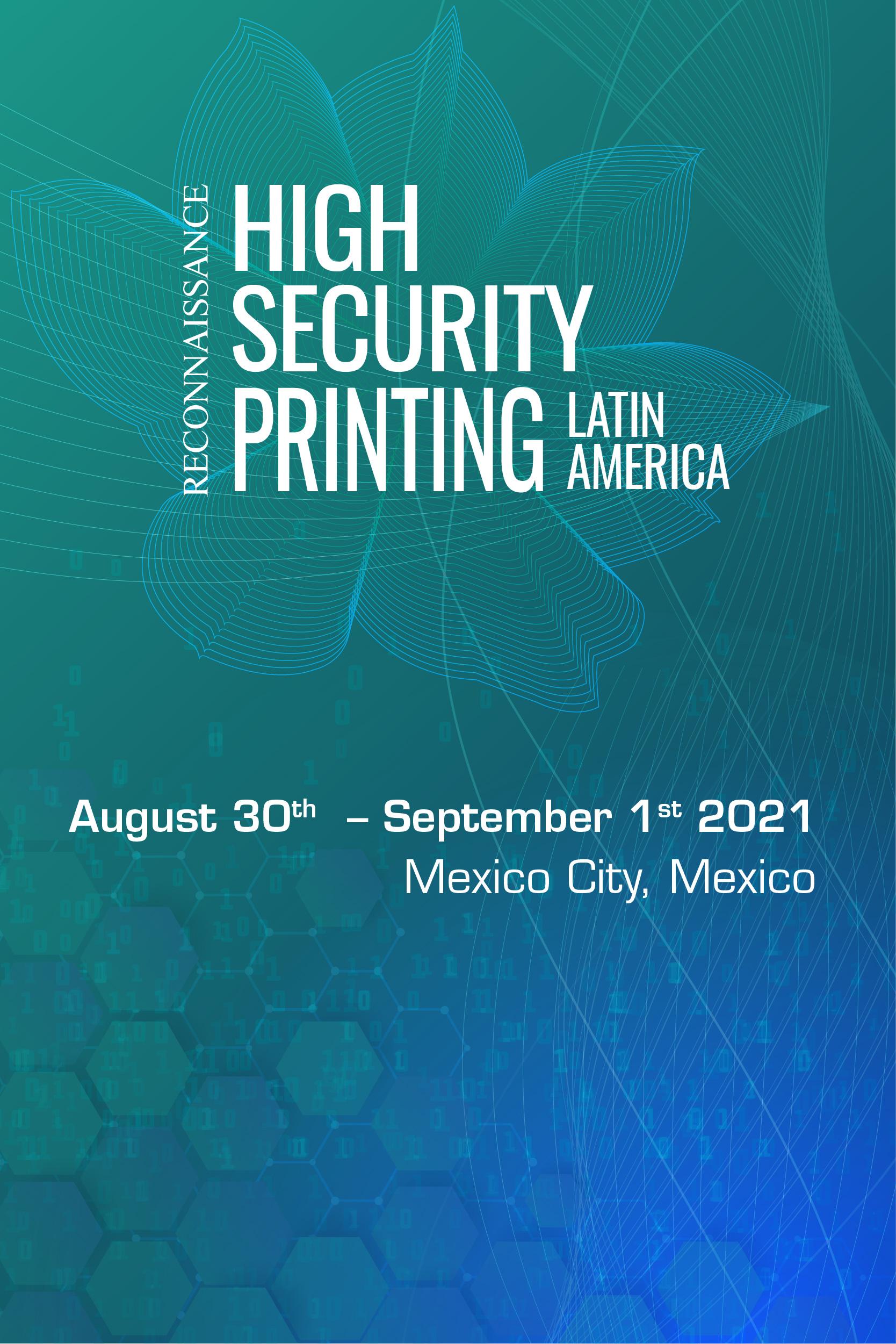 High Security Printing