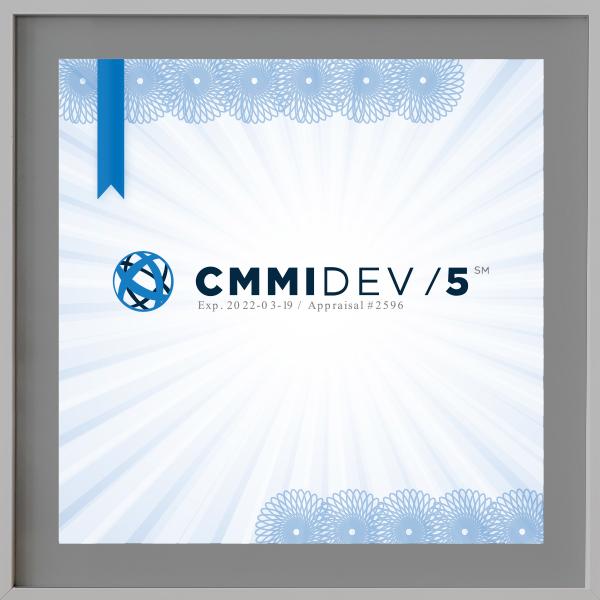 CMMI Level 5