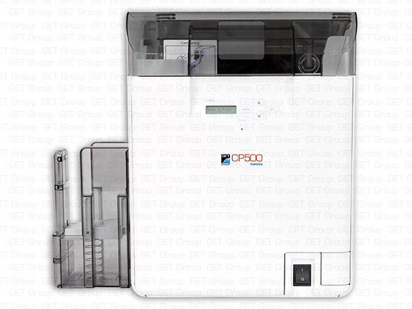 CP500 Card Personalization Printer