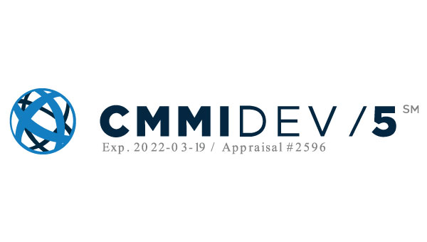 GET Group Awarded CMMI Level 5 for Second Consecutive Time