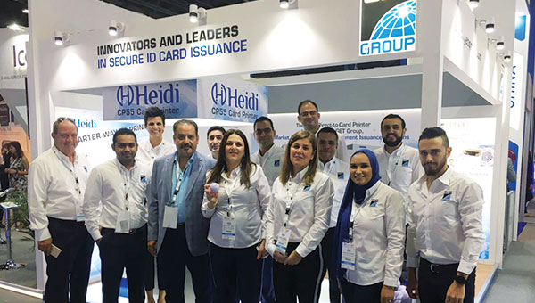 GET Group Launches New Line of Card Printers at Dedicated GITEX Booth