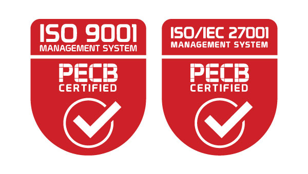GET Group Holdings Offices in the UAE and Egypt are ISO 9001 and ISO 27001 Certified