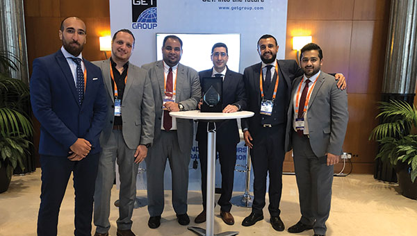 "GET Group Awarded the ""Middle East's Most Prolific Implementation Partner"" of UiPath's RPA Platform"