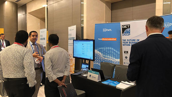 GET Group and UiPath Participate in World AI Show as Digital Transformation Partners