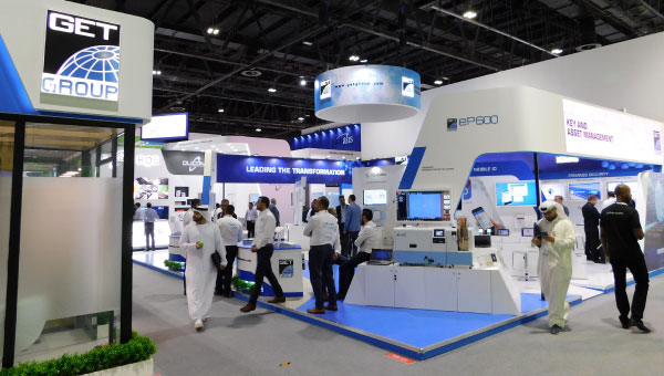 GET Group Participates in GITEX Technology Week 2019
