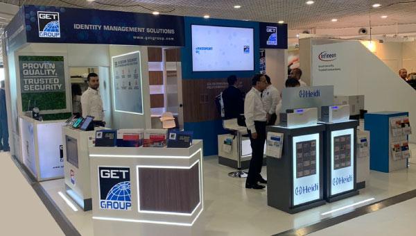 GET Group Participates in Digital Trust Expo TRUSTECH 2019