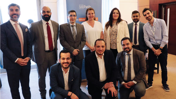 GET Group Receives Middle East Leading Partner for 2019 Award by UiPath
