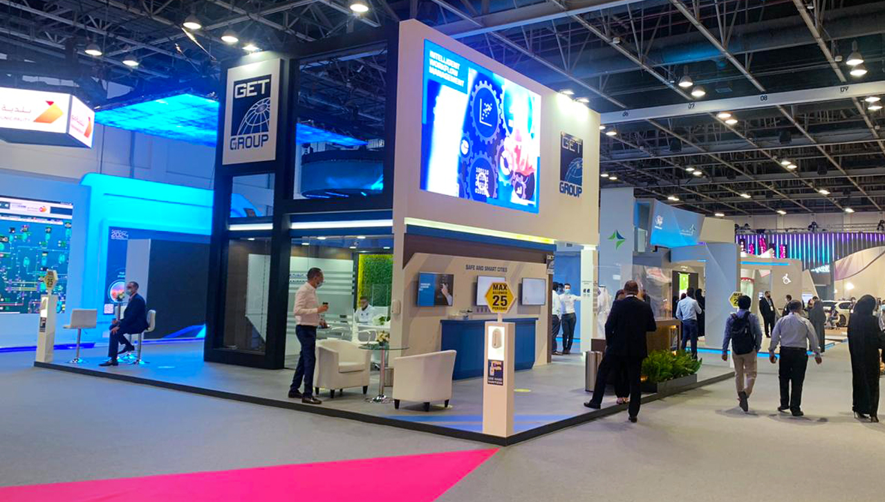 GET Group Participates in GITEX Technology Week 2020