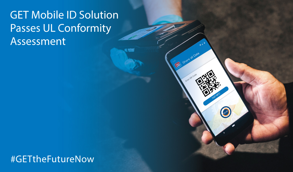 GET Mobile ID Solution Passes UL Conformity Assessment